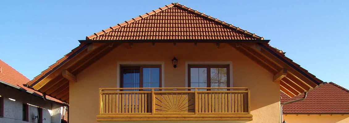 Geländer Für Treppen, Balkone Und Terrassen Montieren - Heiter-edel Terrassen Gelander Design