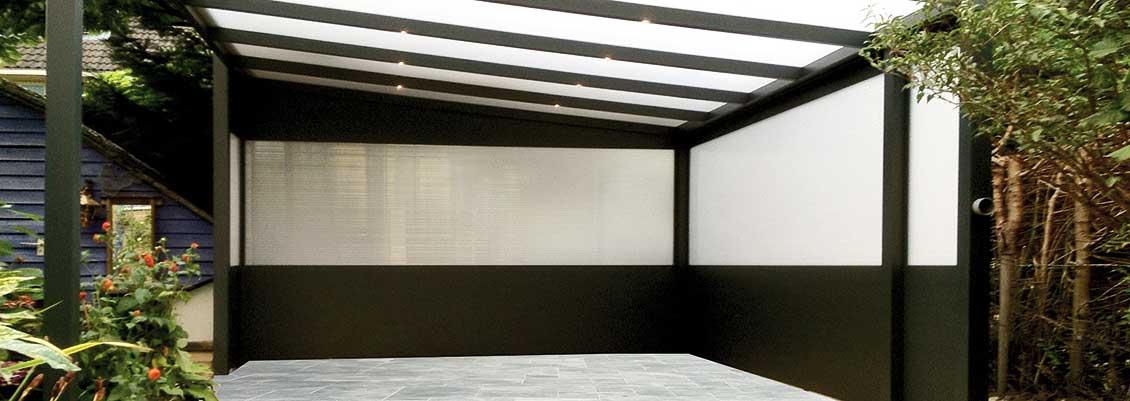 sichtschutzw nde auf terrasse und balkon liefern montieren heiter edel. Black Bedroom Furniture Sets. Home Design Ideas
