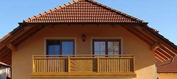 Hervorragend Terrassen und Balkongeländer in vielen Stilrichtungen - Heiter-Edel HY64